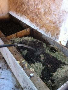 Compost Lasagna